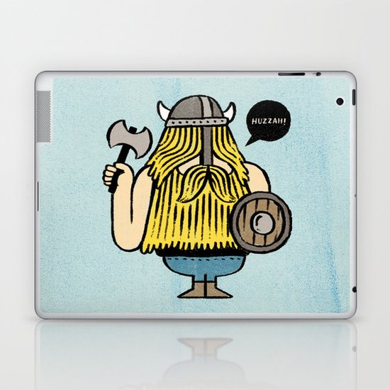 Pillage and Plunder Laptop & iPad Skin