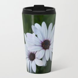 Friendship - Two African Daisies Travel Mug