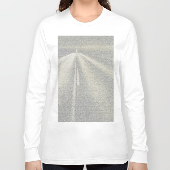 On The Road (The Complete Book) Long Sleeve T-shirt