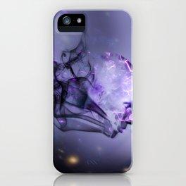 DÉSILLUSION iPhone Case