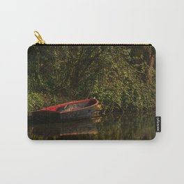 Dinghy On The Oxford Canal Carry-All Pouch
