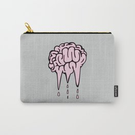 Melted Brain Carry-All Pouch