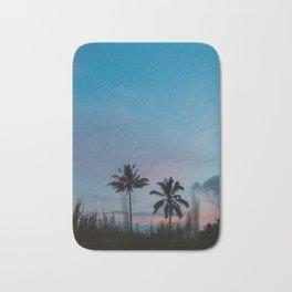 Bali Sunset Coconut Ice-cream Bath Mat