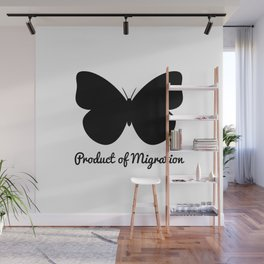 Product of Migration Wall Mural