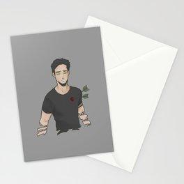 Losing a Limb Stationery Cards
