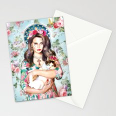 Virgin Lana  Stationery Cards