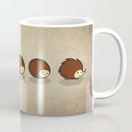 Let There Be Hedgehogs Coffee Mug