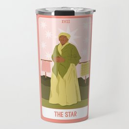 Tarot Card XVII: The Star Travel Mug