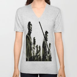Brotherhood Of Samurai Unisex V-Neck
