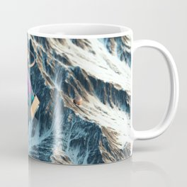 Floating Pyramid Coffee Mug