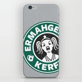 Ermahgerd, Kerfer! iPhone Skin