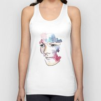 louis tomlinson Tank Tops featuring Louis Tomlinson by bellavigg