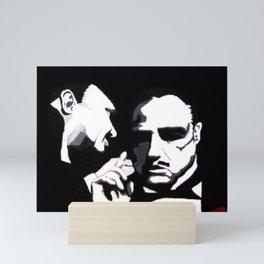 The Godfather - Secrets Mini Art Print