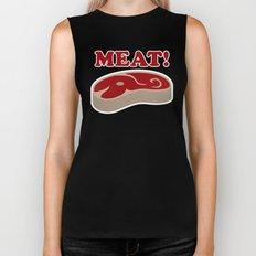 Meat! Biker Tank