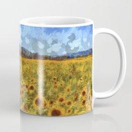 Vincent Van Gogh Sunflowers Coffee Mug