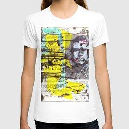 Guerra Mundial T-shirt