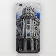 Madrid, Spain iPhone & iPod Skin