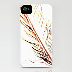 Peacock Feather 1 iPhone (4, 4s) Slim Case