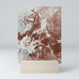 Copper Storm Mini Art Print