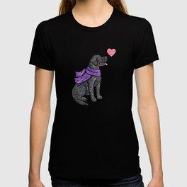 Watercolour Labrador Retriever T-shirt