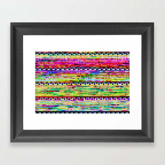 CDVIEWx4ax2bx2b Framed Art Print