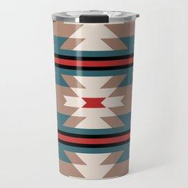 Southwestern Pattern 124 Travel Mug