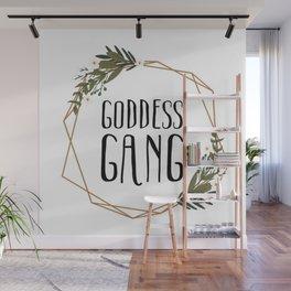 Goddess Gang Wall Mural