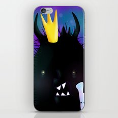 Midnight Monsters iPhone Skin