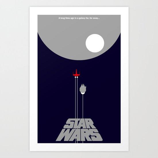 A New Hope II Art Print