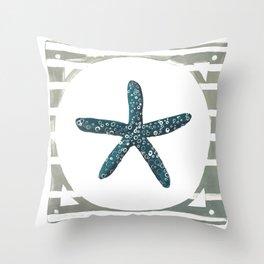 Sanibel Collection No.3 Throw Pillow