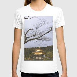 Golden Pavillion in Kyoto, Japan T-shirt