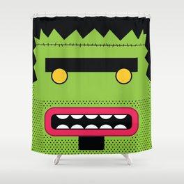 Franken Shower Curtain