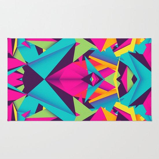 Friendly Color Rug