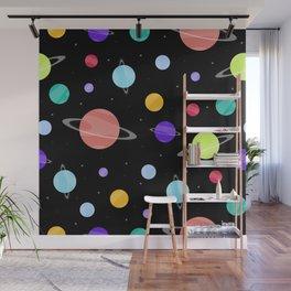 Cosmic Dust Wall Mural