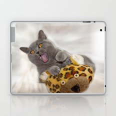 Supersonic Kitty Laptop & iPad Skin