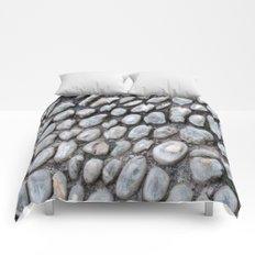 Stones texture #1 #decor #art #society6 Comforters