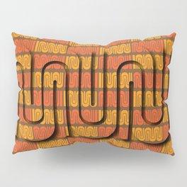 San Francisco Muni Pillow Sham