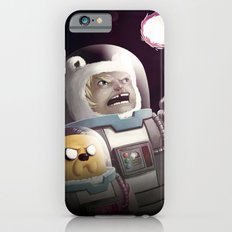 The Comet - Time for adventure in space iPhone 6s Slim Case