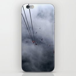 Direct access to outer space? iPhone Skin