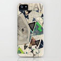 ░ MEAW ░ iPhone (5, 5s) Slim Case