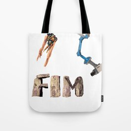 FIM SURVEILLANCE CAMERA Tote Bag