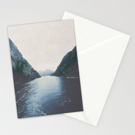 silence II Stationery Cards