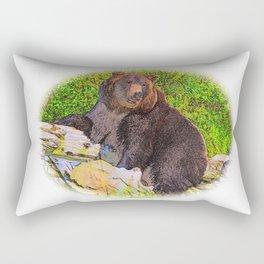 GRIZ Rectangular Pillow