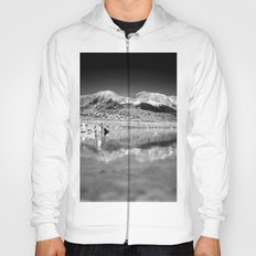Mono Lake Black and white Hoody