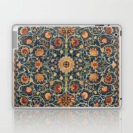 William Morris Floral Carpet Print Laptop & iPad Skin