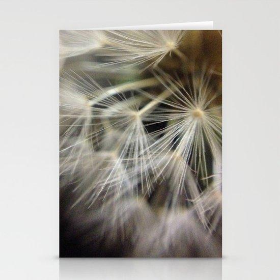 Dandelion.  Stationery Cards