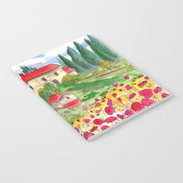 Tuscan Notebook