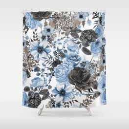 Floral Pattern#4 Shower Curtain
