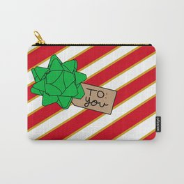 Christmas Present Carry-All Pouch