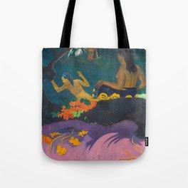 Fatata te Miti, Paul Gauguin, 1892 Tote Bag